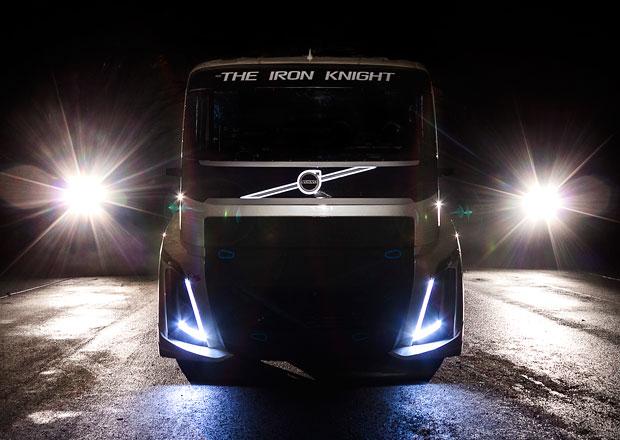 The Iron Knight od Volvo Trucks. Bude na rekord sta�it 2400 kon�? (+video)