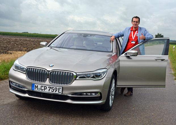 BMW i3 (94 Ah) a 740e: J�zdn� dojmy s elektrick�mi bavor�ky