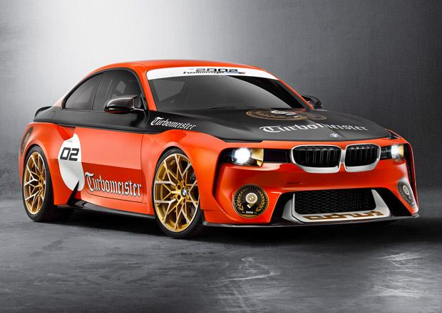 BMW 2002 Hommage: Nový design pro turboklasiku. Je hezčí?