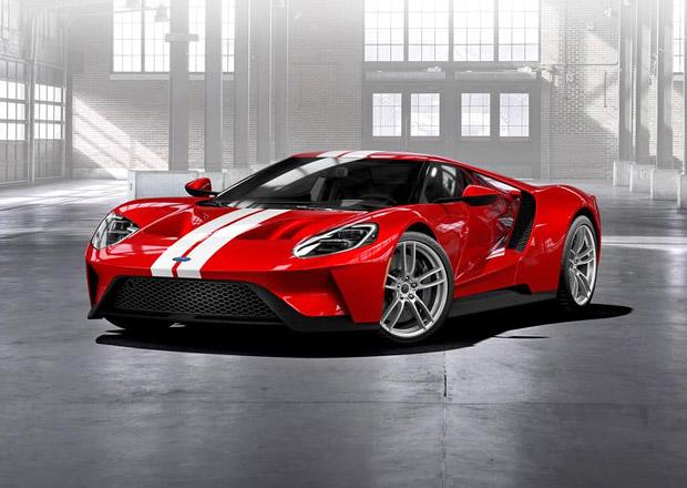 Ford reaguje na obří zájem o GT, místo dvou let ho bude vyrábět čtyři roky