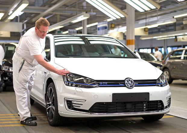 Další problém Volkswagenu: Spor s dodavateli přeruší výrobu golfu. Na jak dlouho?