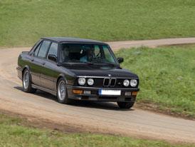 Za volantem BMW M 535i: �EmP�tka� pro chud�