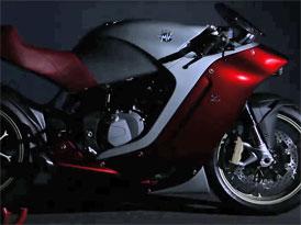 MV Agusta Zagato se téměř odhalila před premiérou (+video)