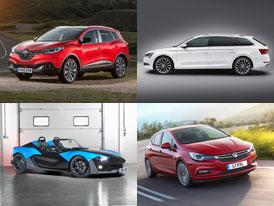 Nejhorší nová auta dle Clarksona: Superb je nudný, na kadjar se zapomene