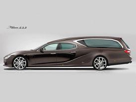 Pohřebák Maserati: Na druhou stranu stylově