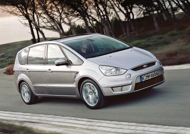 Evropské Automobily roku: Ford S-Max (2007)
