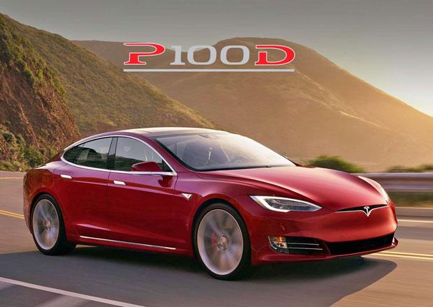Tesla Model S P100D je prý nejrychlejší sériové auto světa. Máme Tesle věřit?