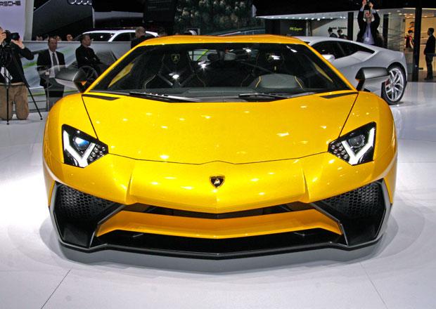 Lamborghini plánuje do roku 2019 zdvojnásobení výroby. Bude SUV?