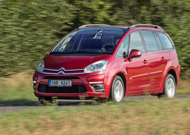 Ojetý Citroën C4 Picasso/Grand C4 Picasso: Boduje prostorem a cenou