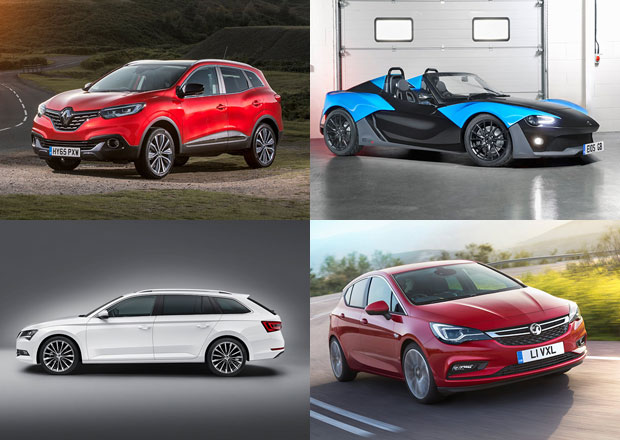 Nejhor�� nov� auta dle Clarksona: Superb je nudn�, na kadjar se zapomene