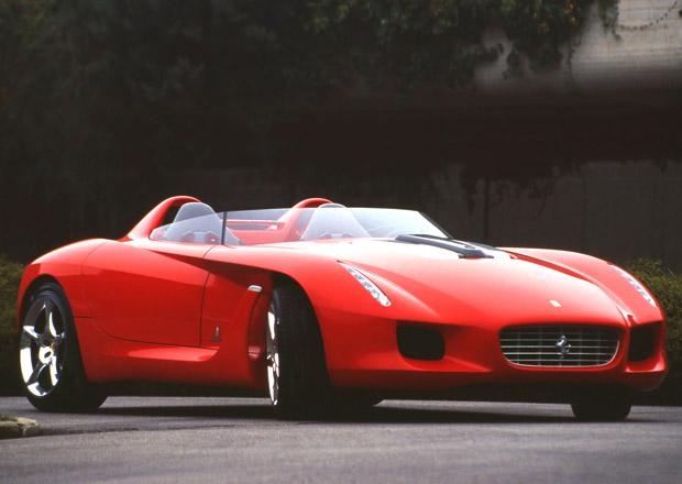 Pininfarina Ferrari Rossa (2000): Speedster k narozeninám