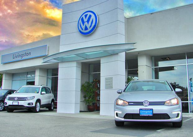 Volkswagen se dohodl na odškodnění amerických prodejců. Levné to nebude