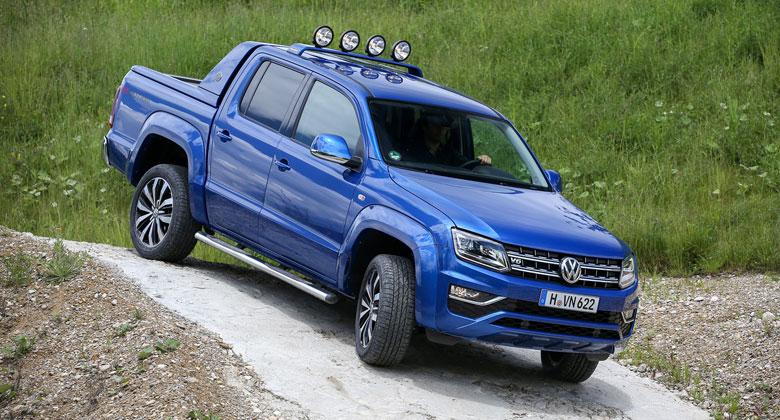 Modernizovan� VW Amarok odhaluje �esk� ceny. Kolik stoj� o�ek�van� �estiv�lec?