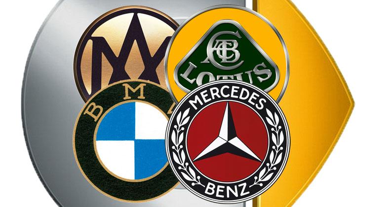Odhalujeme tajemstv� n�zv� zna�ek: Jak dostalo jm�no Audi, Lada nebo Volvo?