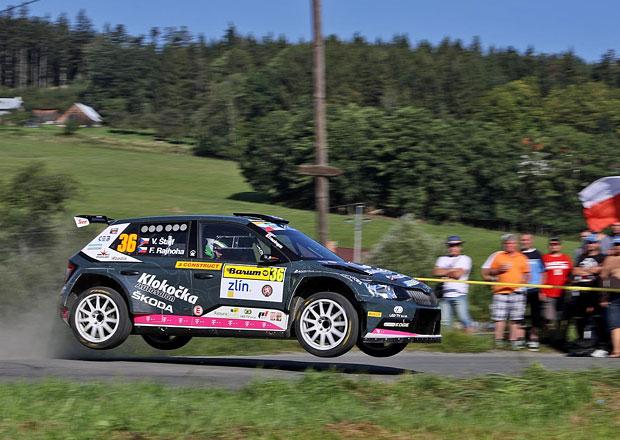Racing 21 na Barum Rally 2016: T�ce vybojovan� body