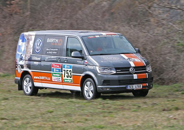 VW T6 Kombi 2.0 TDI DSG 4Motion: Z Dakaru