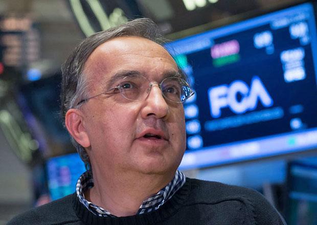 Marchionne: Možným strategickým partnerem FCA je Samsung