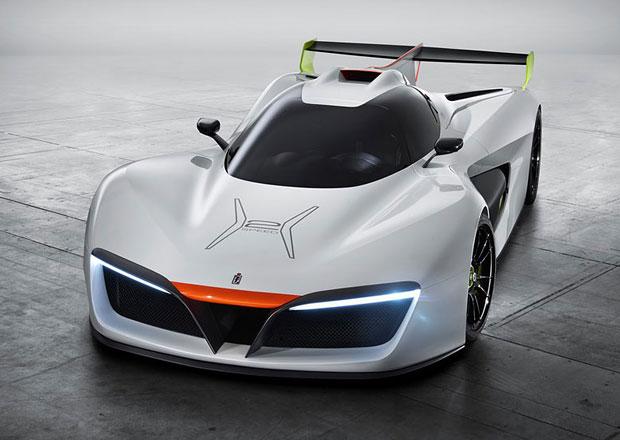 Pininfarina H2 Speed: Vodíkový supersport vznikne v deseti kusech