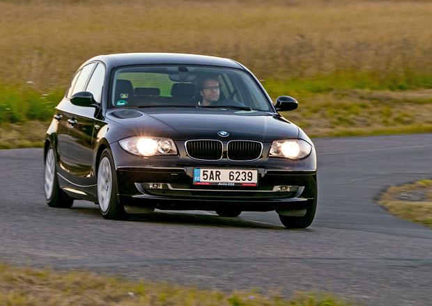 Ojeté BMW řady 1 (2004-2013): Zážitky staví nad praktičnost