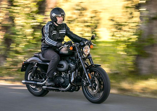 Harley-Davidson Roadster 1200: Radost bez námahy