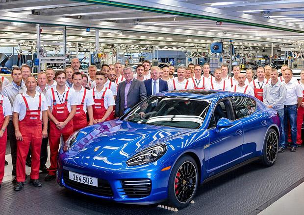 Porsche Panamera: Výroba první generace skončila