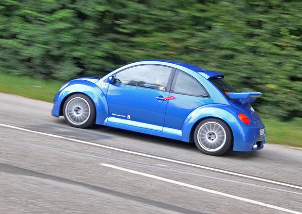 Jízdní dojmy Volkswagen New Beetle RSi: Ze závodního okruhu na silnici