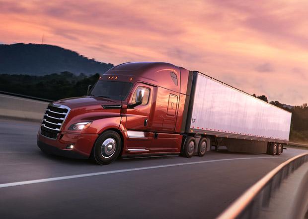 Freightliner představuje novou generaci modelu Cascadia