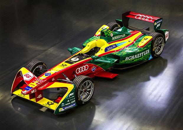 Formule 1? Ne! Audi míří do Formule E