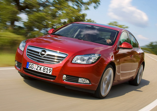 Evropské Automobily roku: Opel Insignia (2009)