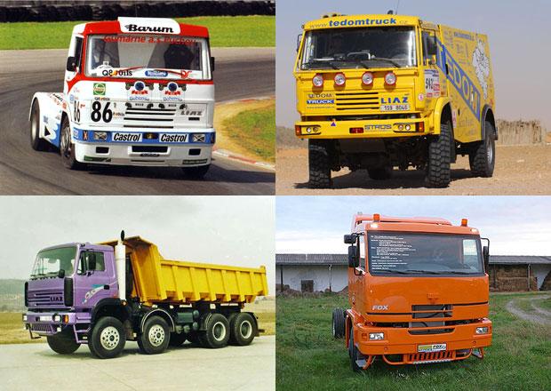 Liaz v nové době: Jak dopadl známý severočeský výrobce nákladních vozů?