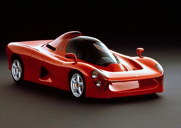 Yamaha OX99-11 (1992): Divnostroj s motorem z F1 se v�roby nedo�kal
