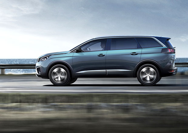 Peugeot 5008: Z MPV se stává konkurent pro kodiaq