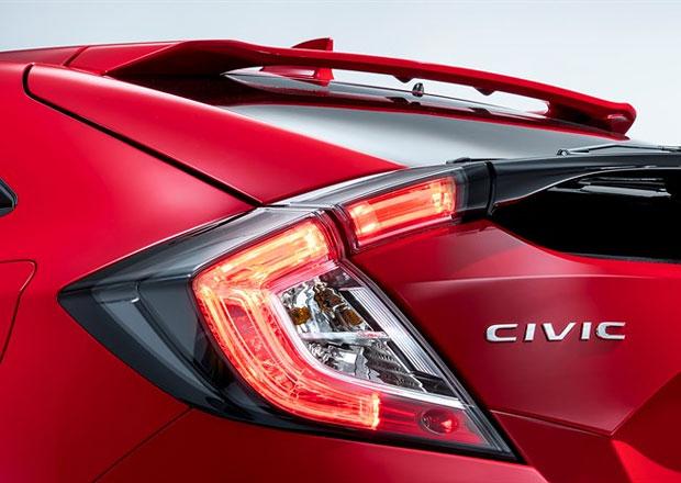 Honda Civic: Nov� generace pro Evropu se ukazuje!