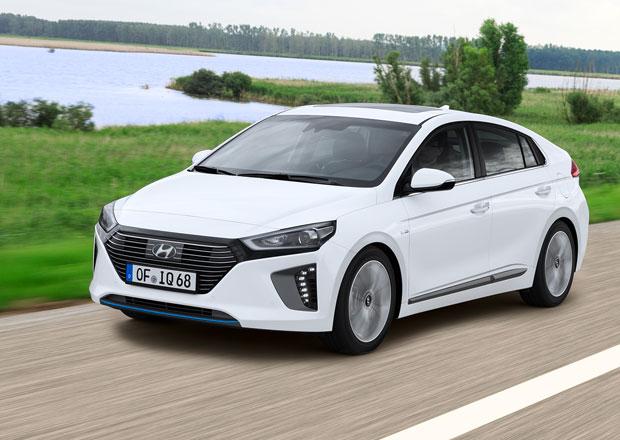 Hyundai Ioniq: Na českém trhu od 699.990 Kč