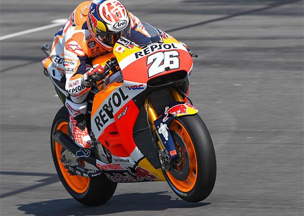 Motocyklov� VC San Marina 2016: Pedrosa zdolal Rossiho a vyhr�l MotoGP