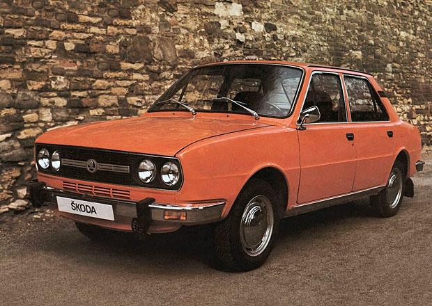 Škoda 120: 40 let od premiéry. Zastaralá byla už tehdy