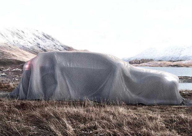 Volvo láká na příchod V90 Cross Country, v Paříži ale nebude