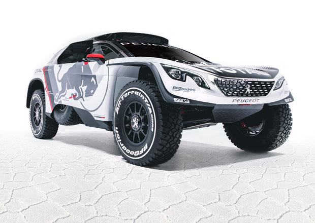 Peugeot 3008 DKR je nový speciál pro Dakar. Je opravdu tak nový?