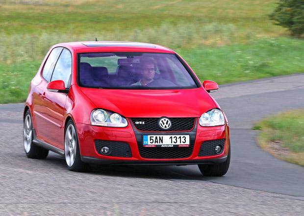 Ojet� VW Golf GTI Mk5:  Radost, nebo starost?