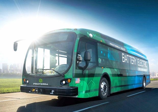 Proterra Catalyst E2: Elektrobus s dojezdem přes 560 km