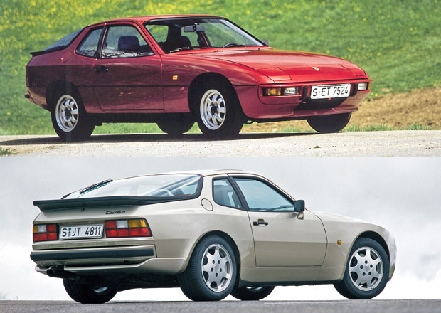 Porsche 924 a 944 od lidového po luxusního sportovce (+video)