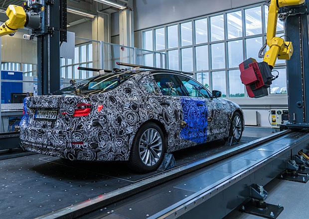 Další informace o novém BMW 5!