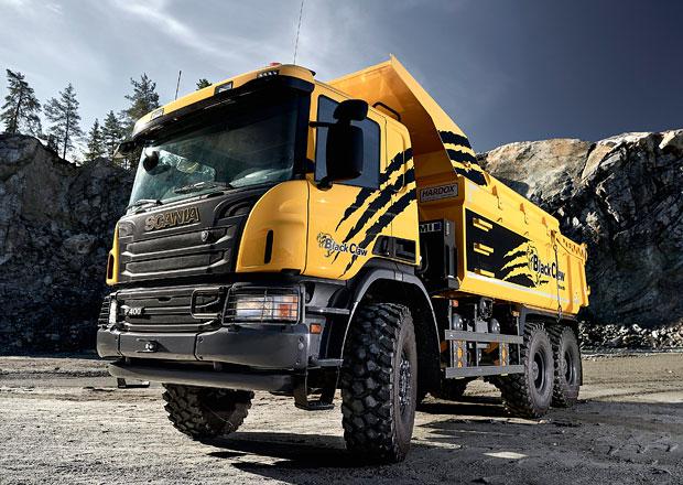 Scania Black Claw: Speci�l pro Sibi� od Svempas