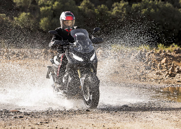 První off-road skútr na světě představila Honda (+video)