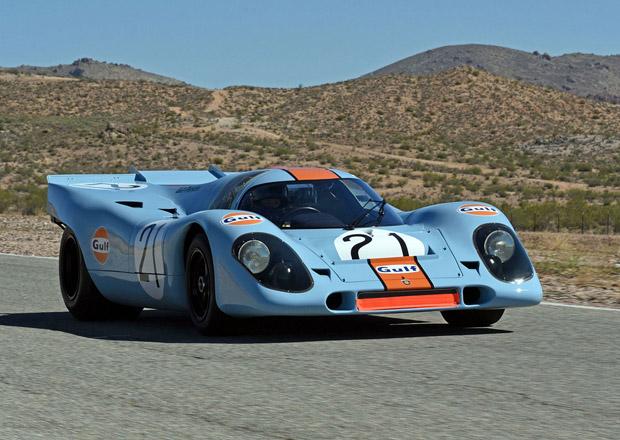 Project 917 pracuje na replice slavného Porsche z Le Mans (+video)