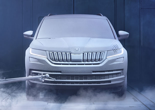 Škoda Kodiaq: Podívejte se na tvrdé testy novinky