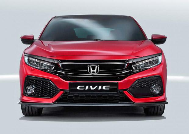 Honda Civic X odkrývá technická data. Co nabídnou nové turbomotory?