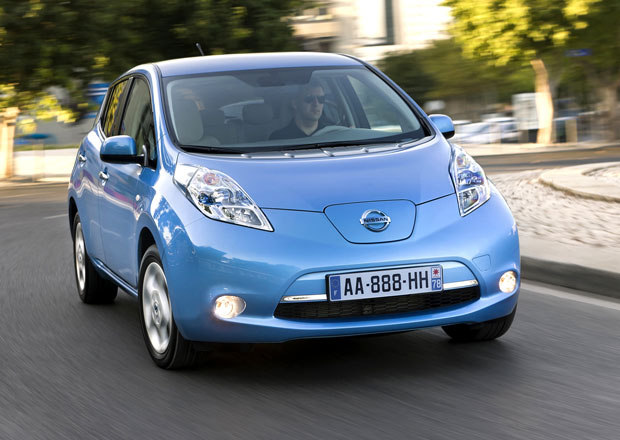 Evropské Automobily roku: Nissan Leaf (2011)