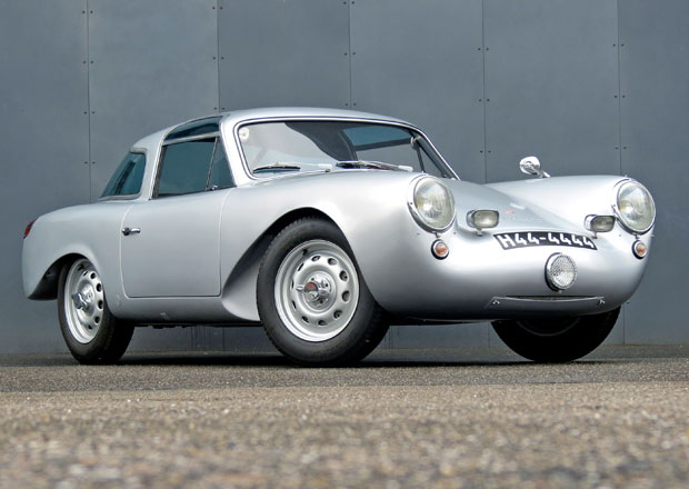 Glöckler-Porsche 356 Coupé: Znáte nejošklivější Porsche historie?