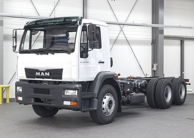 MAN Truck & Bus a deset let v Indii